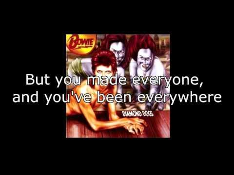 Big BrotherChant of The Ever Circling Skeletal Family | David Bowie + Lyrics