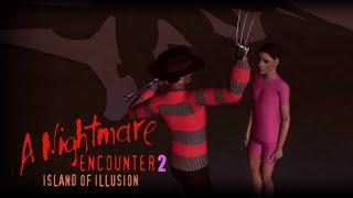 A Nightmare Encounter 2: Island of Illusion | Sims 2 Horror Movie (2014) | Joe Winko