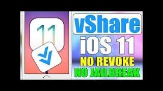 Download vShare VIP Pro iPhone, iPad iOS 11.0.3 - 10 (NO JAILBREAK)(NO COMPUTER) [vShare iPhone App]