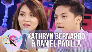 Kathryn's term of endearment to Daniel is 'BAL'