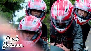 Boy Marah Ketika Adriana Peluk Boy Dimotor [Anak Jalanan] [17 April 2016]