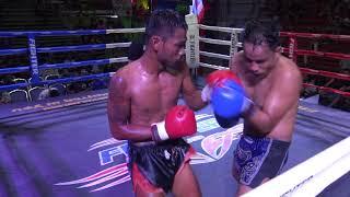 Boxing Fight: Ploidaeng TigerMuayThai vs Kongtoranee Kaewphitak