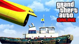 GTA 5: Online - Stunts, Funny Moments & Fails feat. New DLC Vehicles