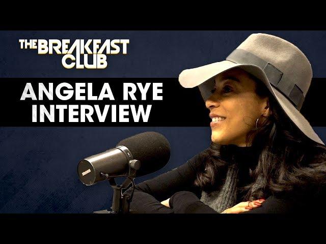 Angela Rye Waves Goodbye To Omarosa, Talks Sexual Harassment In Politics + More