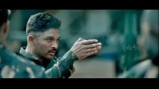 Naa Peru Surya Hindi Dubbed Trailer | Allu Arjun