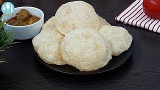লুচি | Quick and Easy Homemade Luchi Bangla Recipe by Cooking Channel BD.