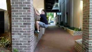 Parkour Tutorial:  Beginner Level