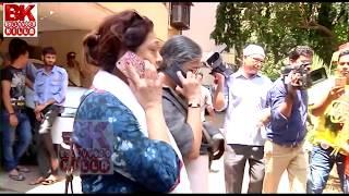 Bollywood Actress Reema Lagoo Dead Body | Reema Lagoo Funerals