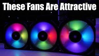 This Video Blows - Corsair ML RGB Fan Review!