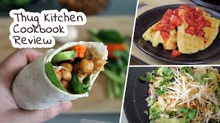 Thug Kitchen: Eat Like You Give A | Cookbook Review by Mary