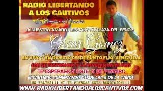 OSCAR GÓMEZ: REVELACIÓN DE JUICIO ASTEROIDE, TERREMOTO, TSUNAMI, EPIDEMIAS (TESTIMONIO COMPLETO)