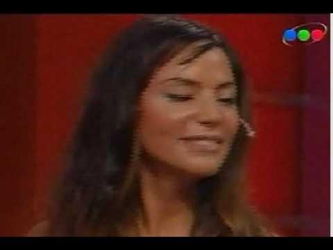 El reencuentro de Natalia Fassi y Carlos Tevez 05 09 09 P.2