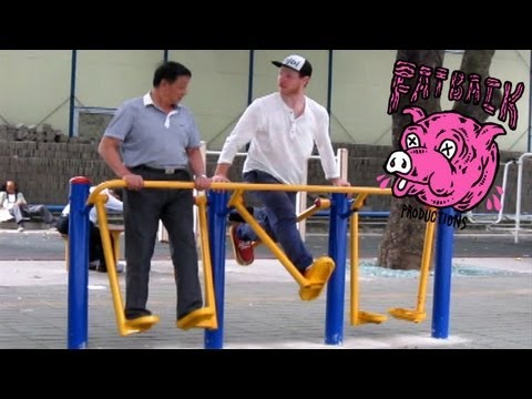 Fatback: enjoi in China