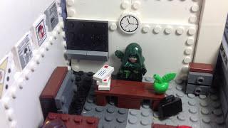Lego Arrow Parody