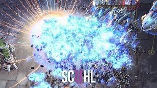 TOP 5 BIGGEST NUKES - Starcraft 2