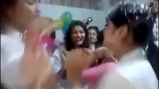 Sexy Girls Dancing at Dhaka City College