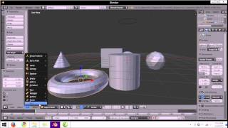 Pengenalan 3D Blender Untuk Pemula Belajar Blender