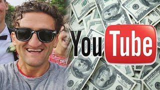 I GOT A YOUTUBER BANNED... Casey Neistat Makes $500K in 8 Hours w/ Fans? YouTubers FIGHT Over Money