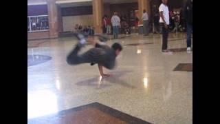 Bboying at school