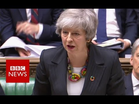 Xxx Mp4 Theresa May Promises Meaningful Vote After More Talks With EU BBC News 3gp Sex