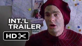 The Amazing Spider-Man 2 Official International Trailer #2 (2014) - Marvel Superhero Movie HD