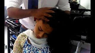 4x Faster Hair Growth with Argan Oil Head Massage - Part 3