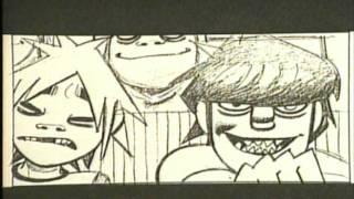 Gorillaz - 19-2000 (Storyboard)