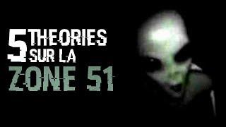 5 THEORIES SUR LA ZONE 51 (#51)