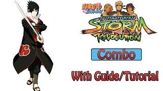 NSUNSR™ : Sasuke Taka Combo | With GUIDE/Tutorial!