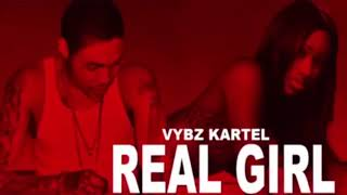 Vybz Kartel- Real Girl (Remix) | Skylevel Entertainment™️