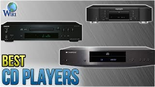 10 Best CD Players 2018