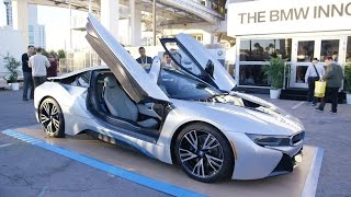 BMW Tech at CES 2015!