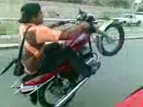 Moto Piruetas Maracay valencia
