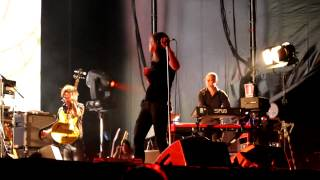 Portishead - The Rip (live @ Poble Espanyol, Barcelona)