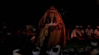 Calonarang - Sesolahan Ratu Sakti Padangtegal
