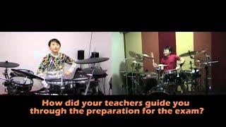Theron Lim on Exams - ft Joshua & Rajiv