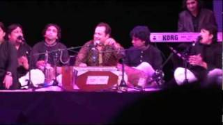 Rahat Fateh Ali Khan Live In Manchester Singing Yeh Jo Halka Halka (part 2)