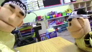 Jackie Chu yells at Jackie Two