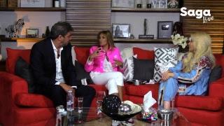 #SagaLive con Yuri y Arturo Elias Ayub, imperdible !
