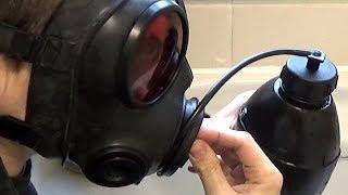 Avon Respirator drinking system