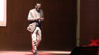 Cachez moi ces femmes que je ne saurais voir : Salim Cheikh at TEDxEMI