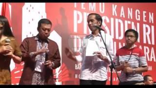 Nusron Wahid Tegang Ketika BMI Hongkong Lapor Jokowi Tentang KTKLN