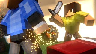 Bed Wars: Part 2 (Minecraft Animation) [Hypixel]