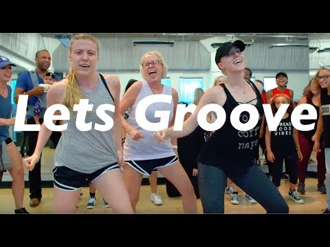 "Earth, Wind & Fire - ""Lets Groove"" 