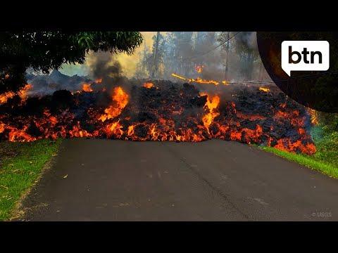 Hawaii s Kilauea Volcano Behind the News
