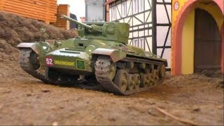 COOL RC PANZER AND TANKS! NICE RC VEHICLES AND FANTASTIC TOYS FOR KIDS! COOL SELF MADE RC TANKS