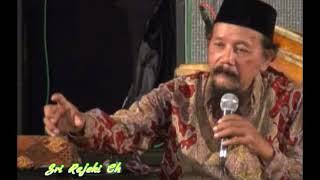 KH Agus Sunyoto ; 03/2018 ; Suluk maleman ; bukan Indonesia yang ini ; Adu jangkrik, perang dingin