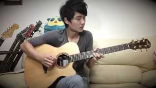 (Tamia) Sungha Jung - Officially Missing You (Fingerstyle Cover by Shiang Yu 溫翔宇)