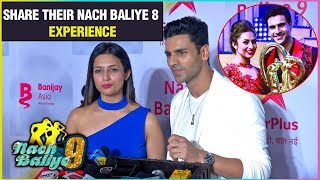 Divyanka Tripathi & Vivek Dahiya SHARE Their WONDERFUL Nach Baliye 8 Journey | Nach Baliye 9
