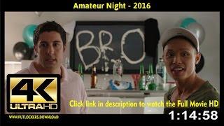 Amateur Night *FullMovie'Online Free